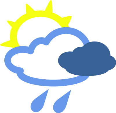 Weather Station Quick Motion Logo